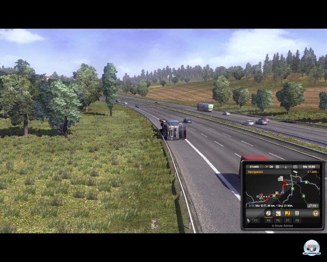 Screenshot - Euro Truck Simulator 2 (PC-CDROM)