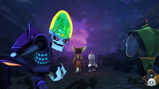 Screenshot - Ratchet & Clank: All 4 One (PlayStation3) 2228158