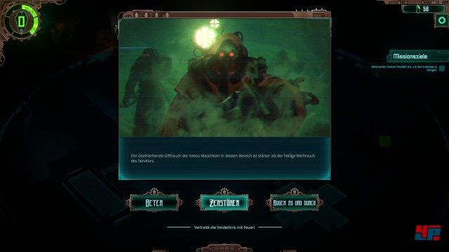 Screenshot - Warhammer 40.000: Mechanicus (Linux) 92579872