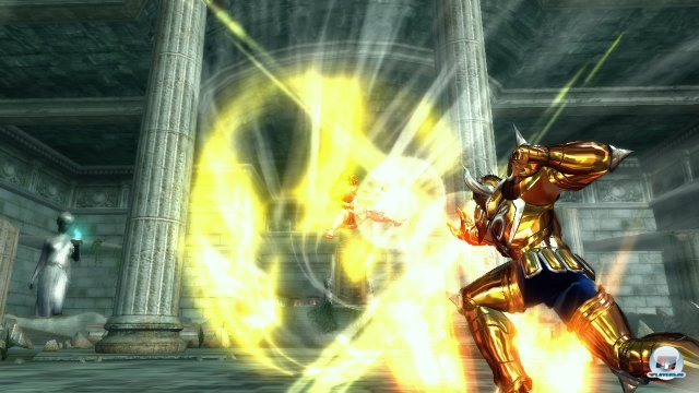 Screenshot - Saint Seiya: Sanctuary Battle (PlayStation3) 2265542