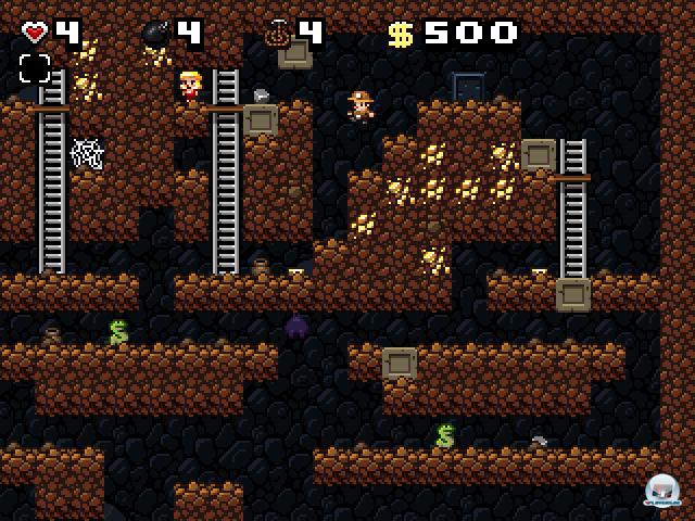 Screenshot - Spelunky (360) 2372877