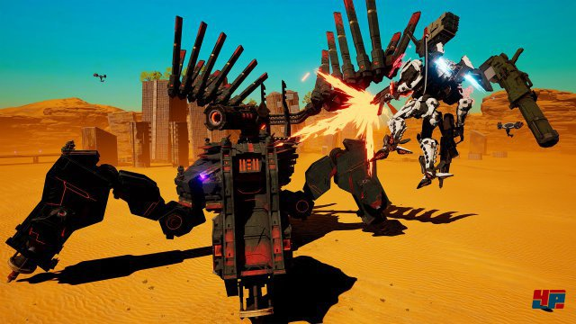 Screenshot - Daemon X Machina (Switch)