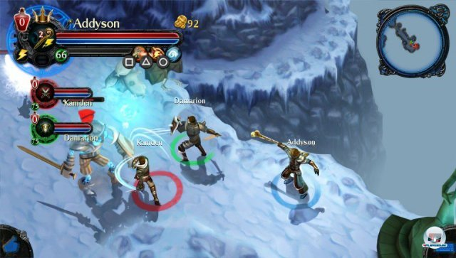Screenshot - Dungeon Hunter: Alliance (PS_Vita) 2292782
