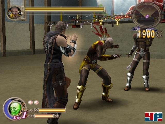 Screenshot - God Hand (PlayStation2) 2374157