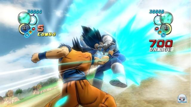 Screenshot - DragonBall: Game Project AGE 2011 (PlayStation3) 2222932