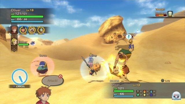 Screenshot - Ni No Kuni: Der Fluch der Weißen Königin (PlayStation3) 2376167