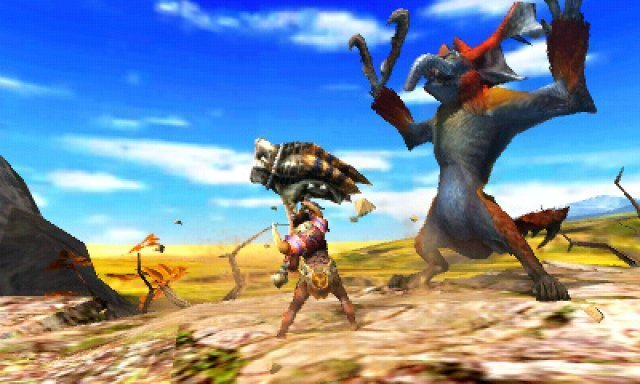 Screenshot - Monster Hunter 4 (3DS) 92399112