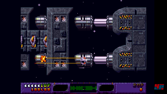 Screenshot - Uridium 2 (PC)