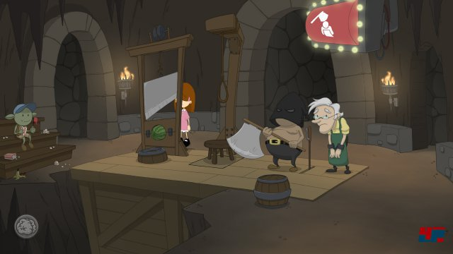 Screenshot - Anna's Quest (PC)