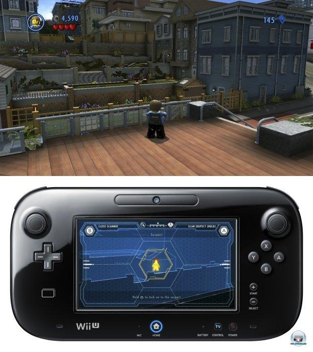 Screenshot - Lego City: Undercover (Wii_U) 92401387
