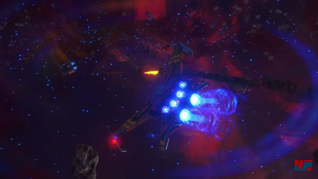 Screenshot - Rebel Galaxy Outlaw (PC) 92573195