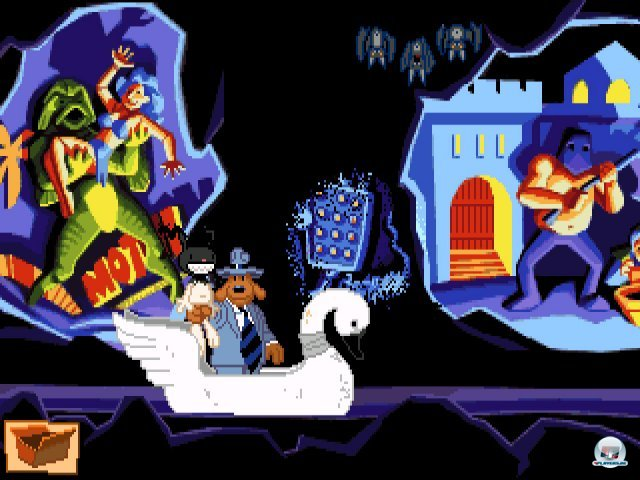 Screenshot - Sam & Max Hit the Road (PC) 92431642