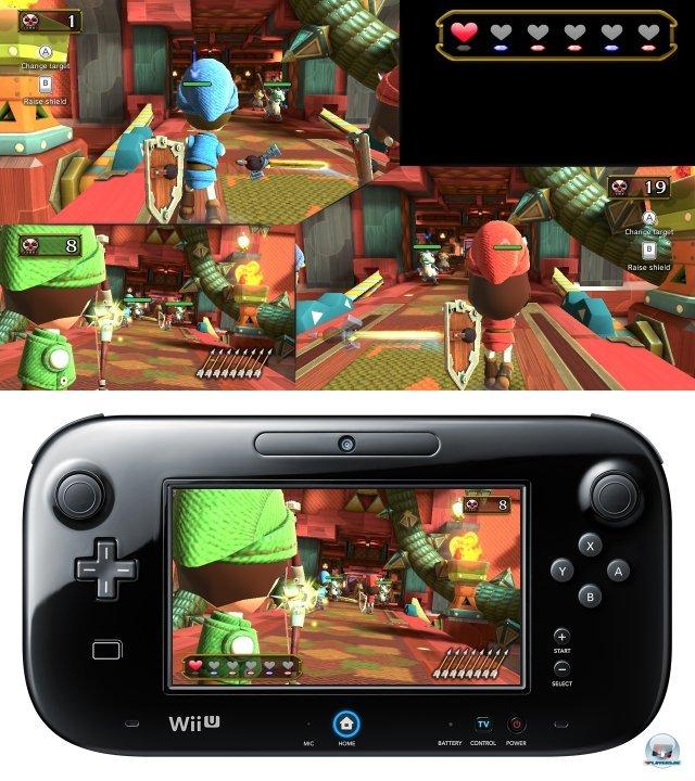 Screenshot - Nintendo Land (Wii_U) 2361077