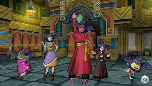 Screenshot - Dragon Quest X Online (Wii) 2287267