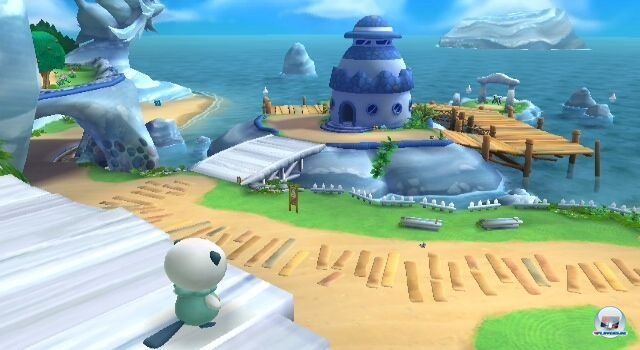Screenshot - PokéPark 2: Beyond the World (Wii)