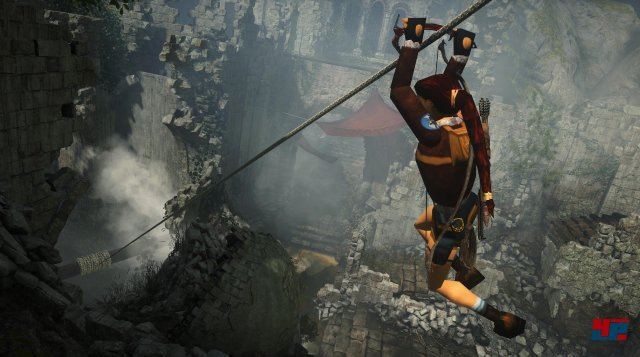 Screenshot - Rise of the Tomb Raider (PC)