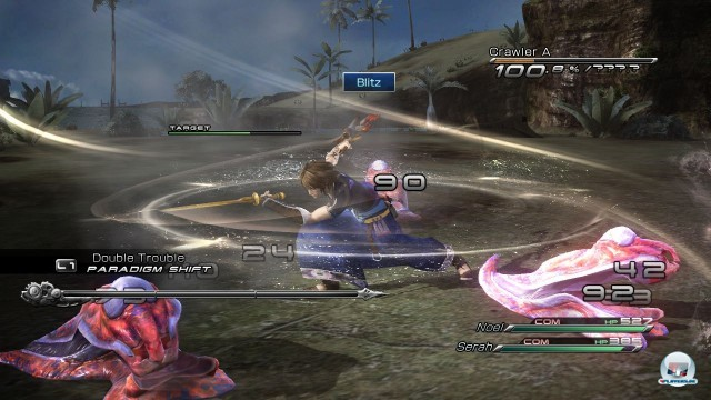 Screenshot - Final Fantasy XIII-2 (PlayStation3) 2236023
