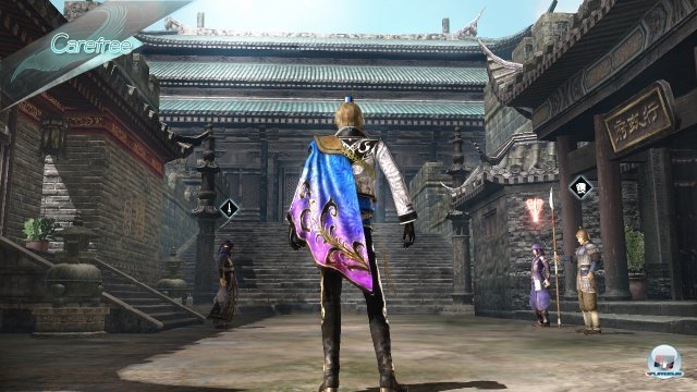 Screenshot - Dynasty Warriors 7: Xtreme Legends (PlayStation3) 2277257