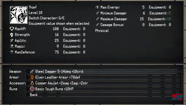 Screenshot - Paper Sorcerer (PC)