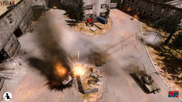 Screenshot - Syrian Warfare (PC)