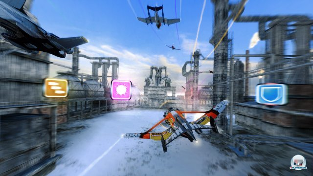 Screenshot - SkyDrift (PlayStation3)