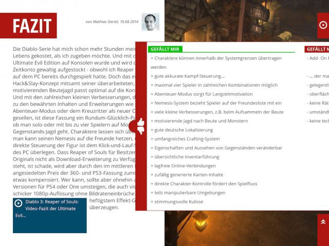 Screenshot - 4Players.de - Das Magazin (iPad) 92490790