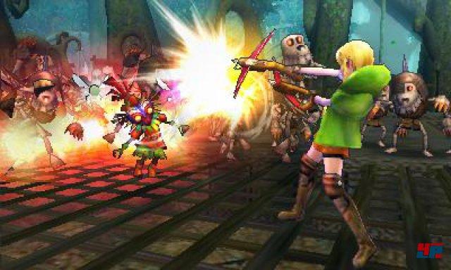 """Eine der interessantesten Neuerungen in """"Legends"""": Linkle mit ihren zwei Armbrüsten ist eine interessante Heldin, die gerne ihr eigenes Spiel bekommen dürfte."""