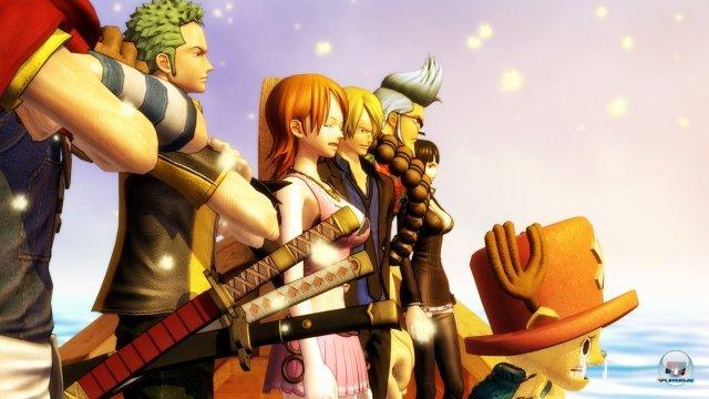 Screenshot - One Piece: Pirate Warriors (PlayStation3) 2362162