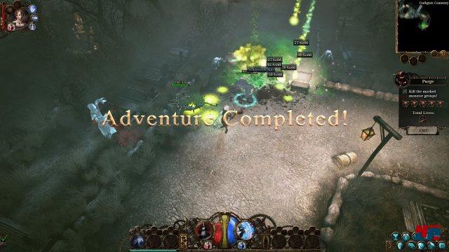 Screenshot - The Incredible Adventures of Van Helsing: Final Cut (PC) 92516062