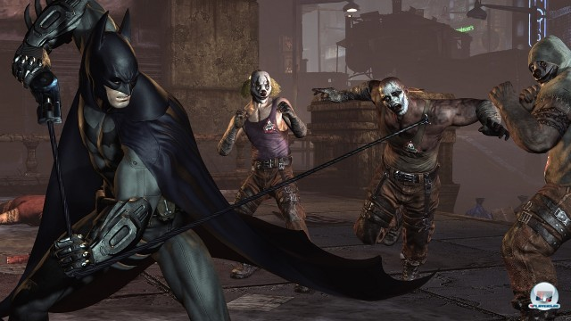 Screenshot - Batman: Arkham City (360) 2232999
