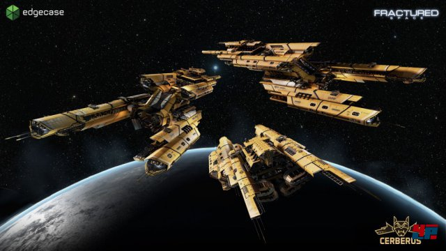 Screenshot - Fractured Space (PC)