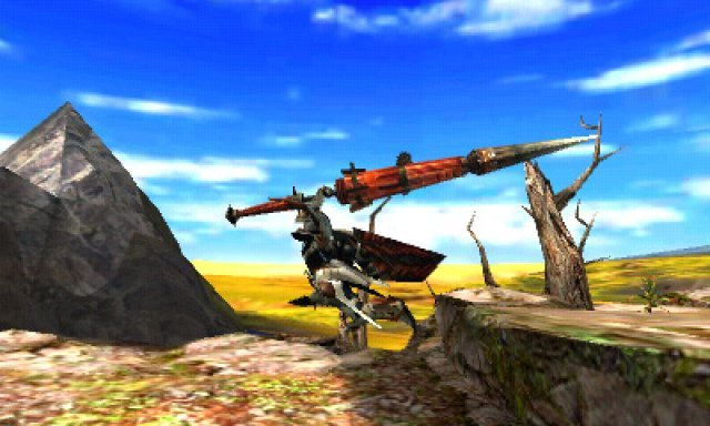 Screenshot - Monster Hunter 4 (3DS) 92399152
