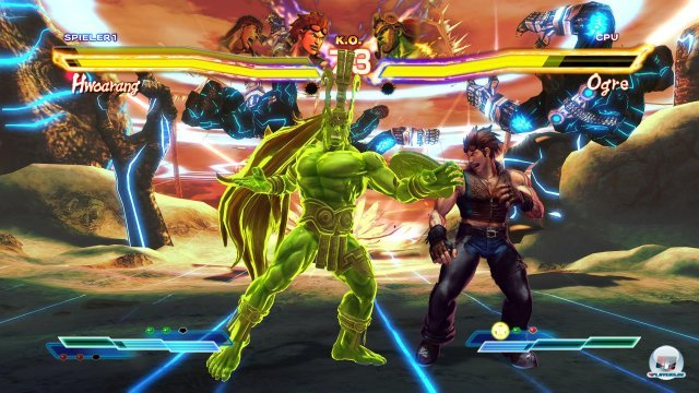 Screenshot - Street Fighter X Tekken (PC) 2351897