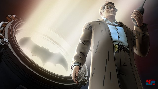 Screenshot - Batman: The Telltale Series (PC)