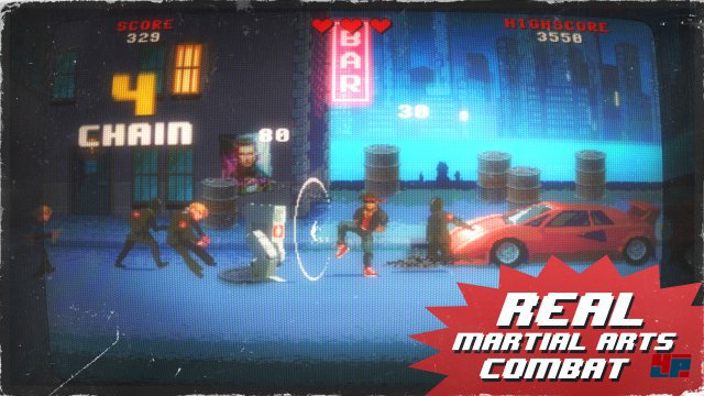 Screenshot - Kung Fury: Street Rage (PC)