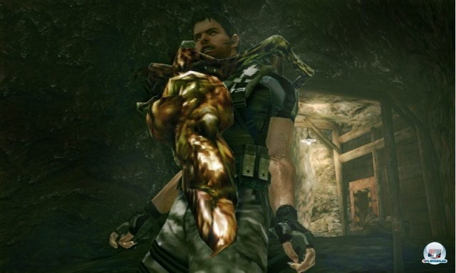 Screenshot - Resident Evil: The Mercenaries 3D (3DS) 2227422