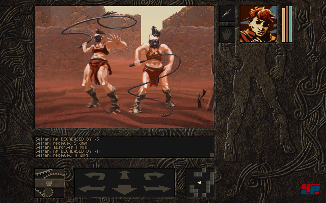Screenshot - Aeon of Sands - The Trail (Mac)