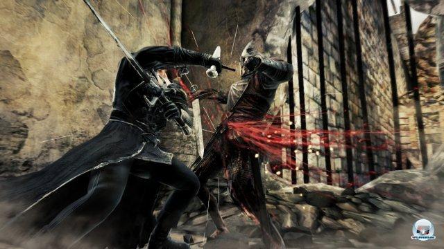 Von Grafik bis KI wird an allen Ecken und Enden gefeilt, um Dark Souls 2 zu einem packenden Erlebnis zu machen.