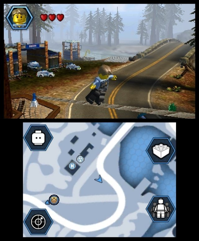 Screenshot - Lego City: Undercover (3DS) 92459490