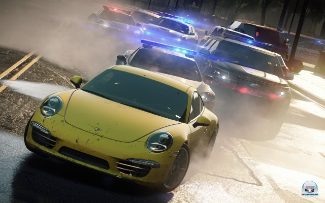 Screenshot - Need for Speed: Most Wanted (PlayStation3) 2364932