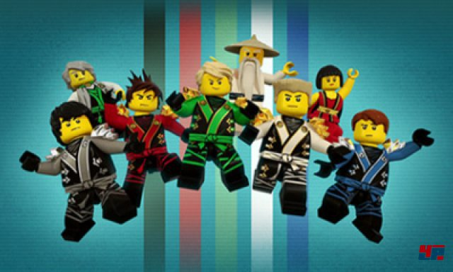 Screenshot - Lego Ninjago: Nindroids (3DS)