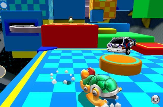 <b>Sega Rally:</b><br><br>Wenn sich eine Serie für ein 3D-Jump-n-Run anbietet, dann ja wohl diese! 1869318