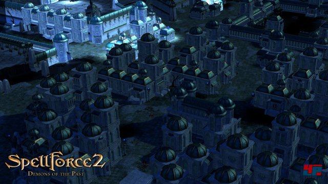 Screenshot - SpellForce 2: Demons of the Past (PC)