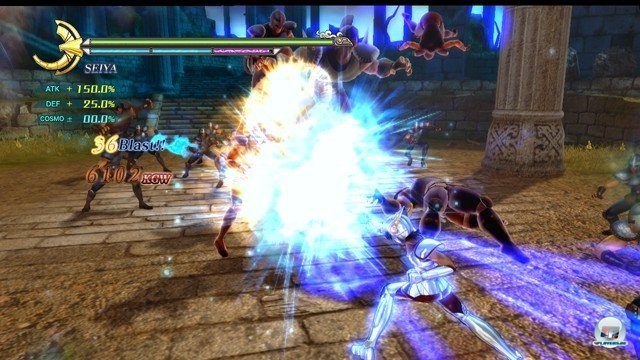 Screenshot - Saint Seiya: Sanctuary Battle (PlayStation3) 2274137