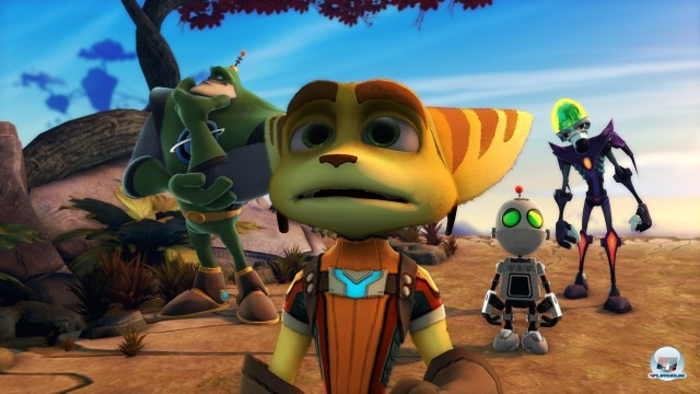 Screenshot - Ratchet & Clank: All 4 One (PlayStation3) 2228134