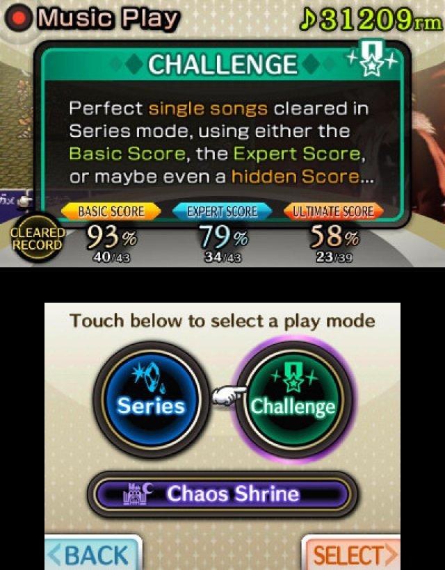 Screenshot - Theatrhythm: Final Fantasy (3DS) 2366177