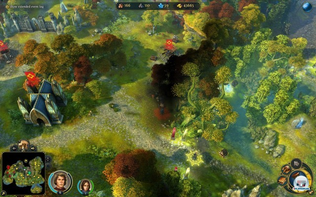Screenshot - Might & Magic Heroes VI (PC) 2239352