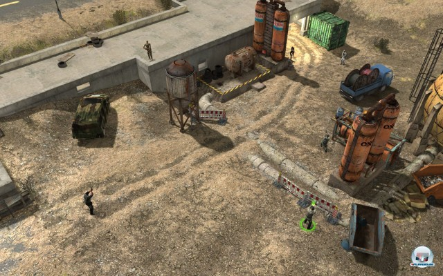 Screenshot - Jagged Alliance: Back in Action (PC) 2238293