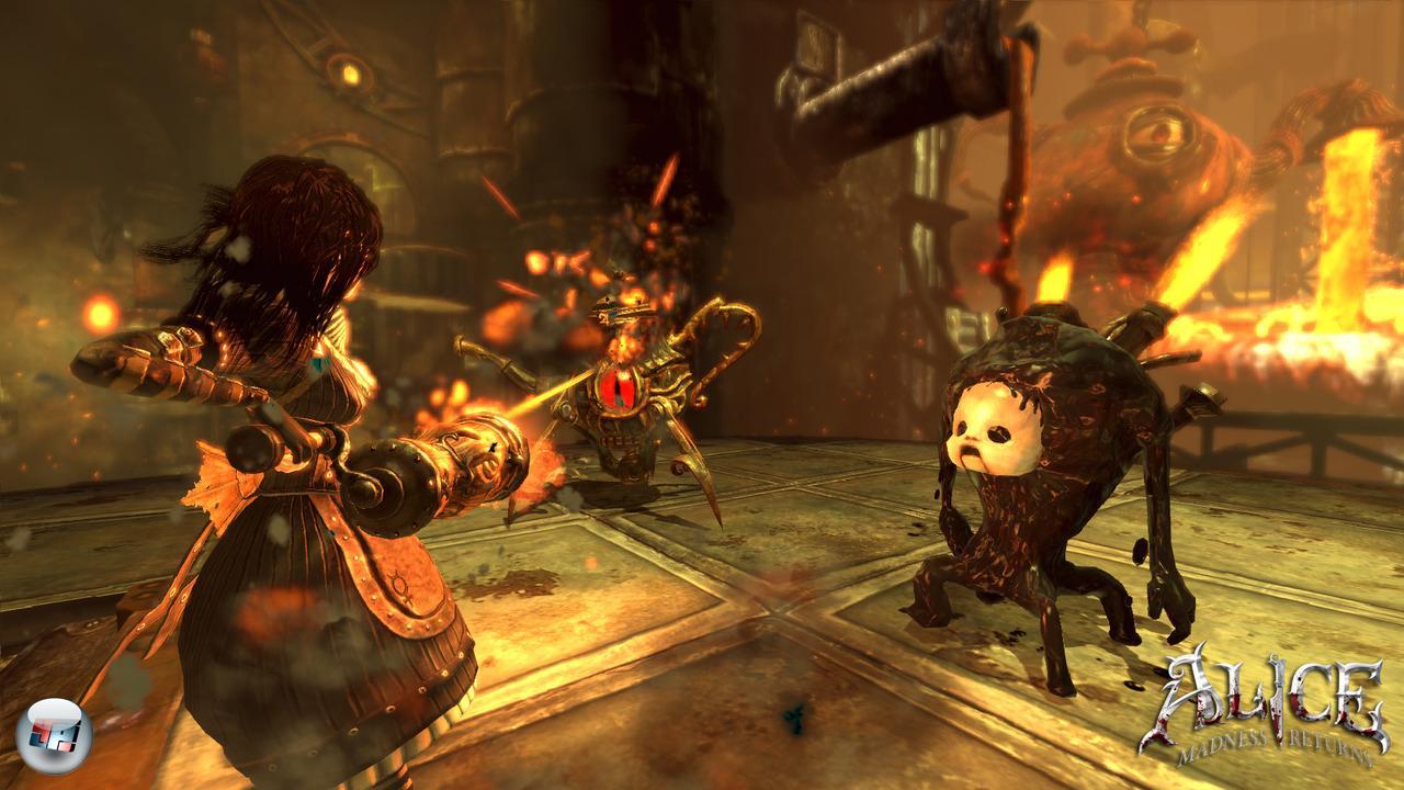 Das Spieldesign dagegen scheint nur ordentliche Genrestandards zu bieten - rennen, springen, kämpfen, interagieren.