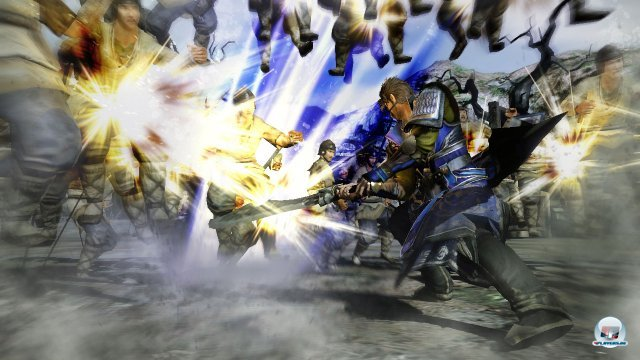 Screenshot - Dynasty Warriors 8 (PlayStation3) 92434002